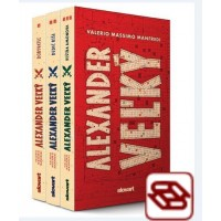 Alexander Veľký (3-dielny set trilógie)