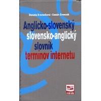 Anglicko-slovenský a slovensko-anglický slovník termínov internetu
