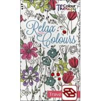 Relax with Colours - Maľovanky - cestovný set