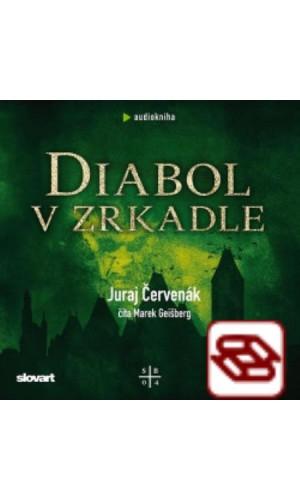 Diabol v zrkadle (Barbarič a Stein 4) - audiokniha