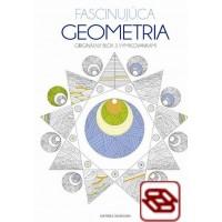 Fascinujúca geometria - Originálny blok s vymaľovankami