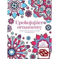 Upokojujúce ornamenty - Vymaľovanky na zlepšenie nálady a odreagovanie
