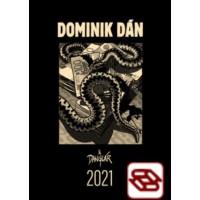 Nástenný kalendár Dominik Dán 2021