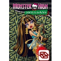 Monster High: Cleo - Dokreslovačky
