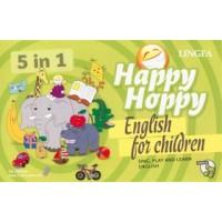Happy Hoppy – Hra na výuku angličtiny