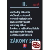 Zákony 2018 II/A