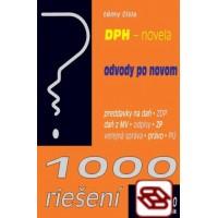 1000 riešení 3/2020 - DPH po novele, Odvody po novom