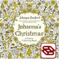 Johanna''s Christmas - A Festive Colouring Book
