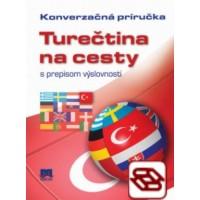 Turečtina na cesty s prepisom výslovnosti