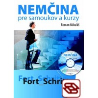 Nemčina pre samoukov a kurzy (+ CD)