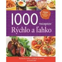 1000 receptov – rýchlo a ľahko