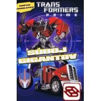 Transformers: Súboj gigantov - Vnútri samolepky!