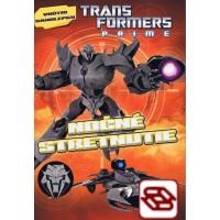 Transformers: Nočné stretnutie - Vnútri samolepky!