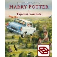 Harry Potter 2 a Tajomná komnata – ilustrovaná edícia