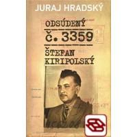 Odsúdený č. 3359
