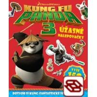 Úžasné nalepovačky Kung Fu Panda 3