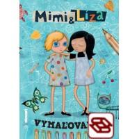 Mimi a Líza. Vymaľovanka