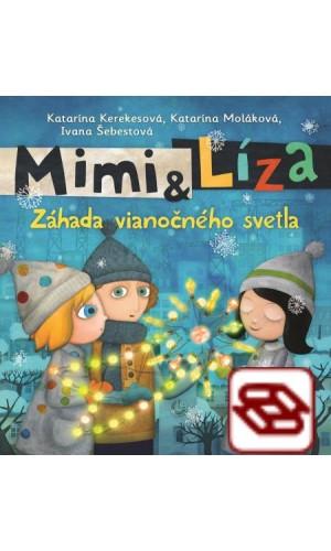 Mimi a Líza. Záhada vianočného svetla