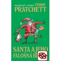 Santa a jeho falošná brada