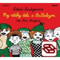 Audio kniha My všetky deti z Bullerbynu