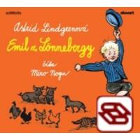 Audio kniha Emil z Lönnebergy