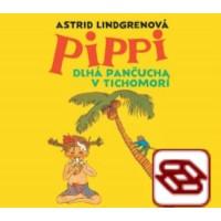 Pippi Dlhá pančucha v Tichomorí - audiokniha