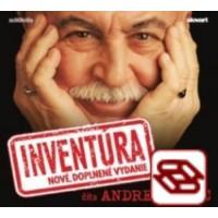 Inventúra (Hryc A.) - audiokniha