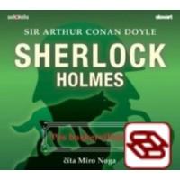Pes baskervillský - Sherlock Holmes - audiokniha