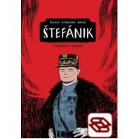 Štefánik (Komiksový román)