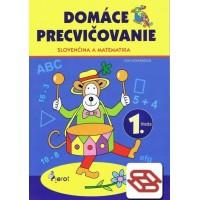 Domáce precvičovanie: Slovenčina a matematika