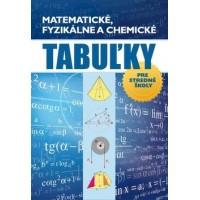 Matematické,fyzikálne a chemické tabuľky – Pre stredné školy