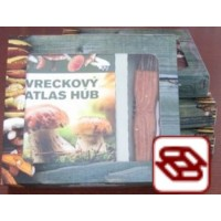 Vreckový atlas húb + hubársky nôž