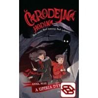 Čarodejná hodina: Kniha prvá - Anna, Max a upíria dýka
