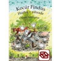 Kocúr Findus – Hurhaj v záhrade