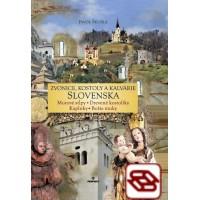 Zvonice, kostoly a kalvárie Slovenska - Morové stĺpy, Božie muky, Kaplnky, Drevené kostolíky
