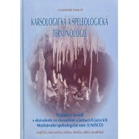 Karsologická a speleologická terminologie