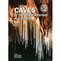 Caves oh the world heritage in Slovakia