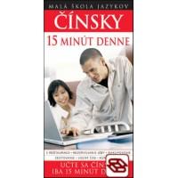 Čínsky 15 minút denne