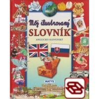 Môj ilustrovaný slovník, anglicko-slovenský