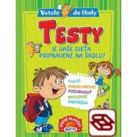 Testy: Je vaše dieťa pripravené na školu?