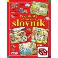 Prvý detský obrázkový slovník