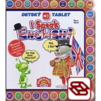 Detsky tablet - I speak english!