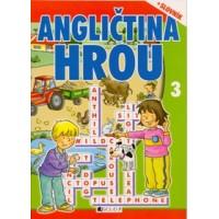 Angličtina hrou 3 + slovník