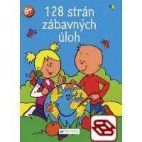 128 strán zábavných úloh