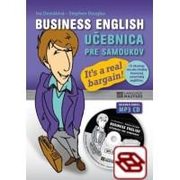 Business English - Učebnica pre samoukov + MP3