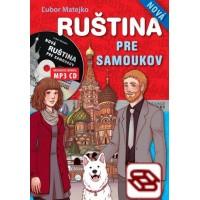 Nová ruština pre samoukov - + MP3 CD