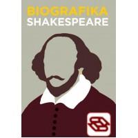 Biografika: Shakespeare - Velikáni v grafickej podobe