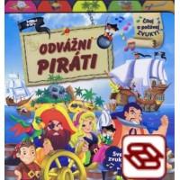 Odvážni piráti - Zvuková knižka