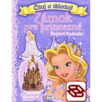 Zámok pre princezné: Šípková Ruženka - Čítaj a skladaj