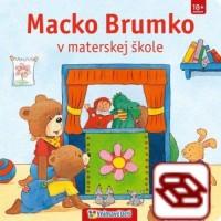 Macko Brumko v materskej škole